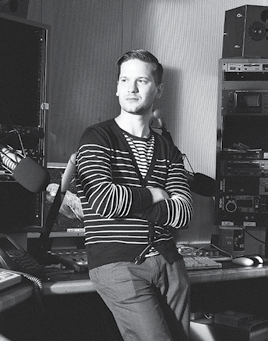 Tim Sweeney (Beats In Space)