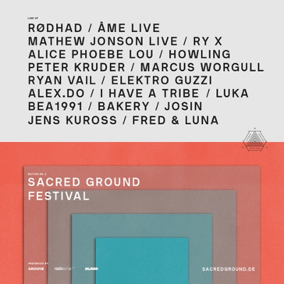 Sacred Ground 2016