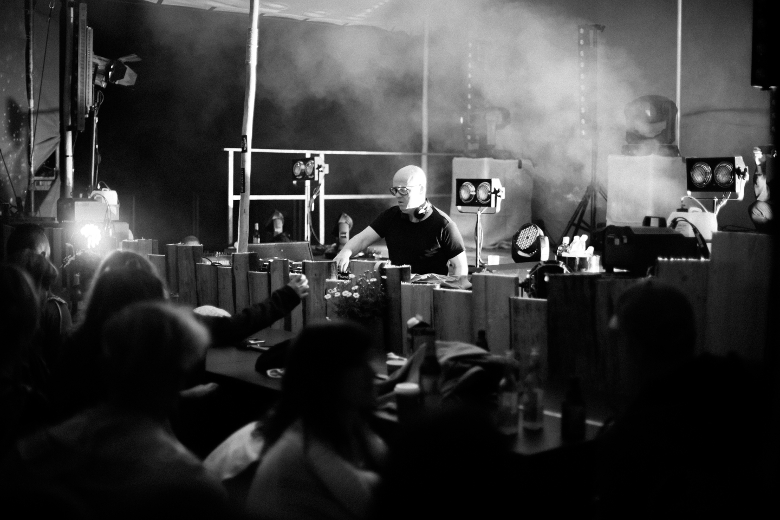 Eva Adam And - Stephan Bodzin by Timo Sommer